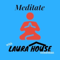 You can meditate with me on the podcast (not while driving!!!)