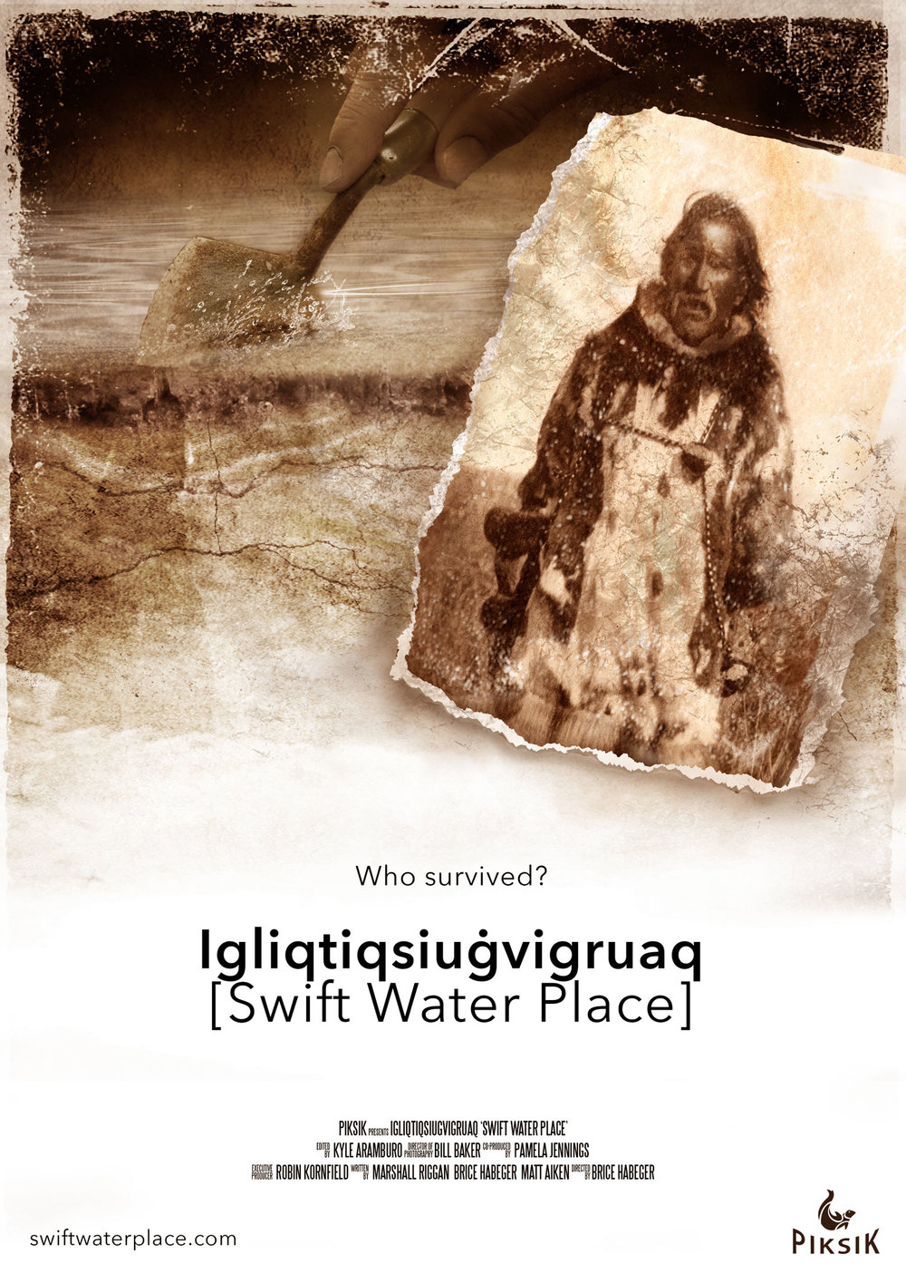 Swift Water Place poster