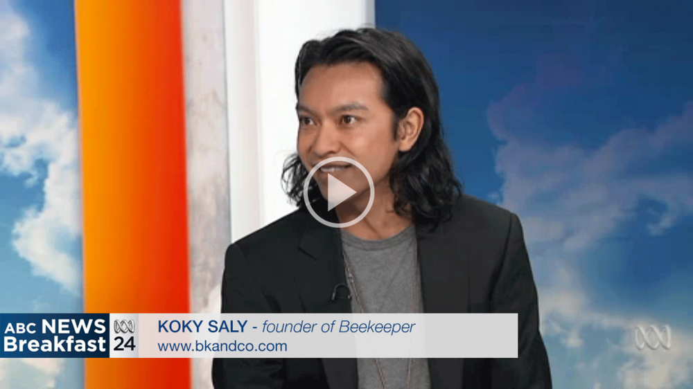 Koky Saly speaks to News Breakfast about a new project which helps give children in third-world countries an education in memory of his sister.