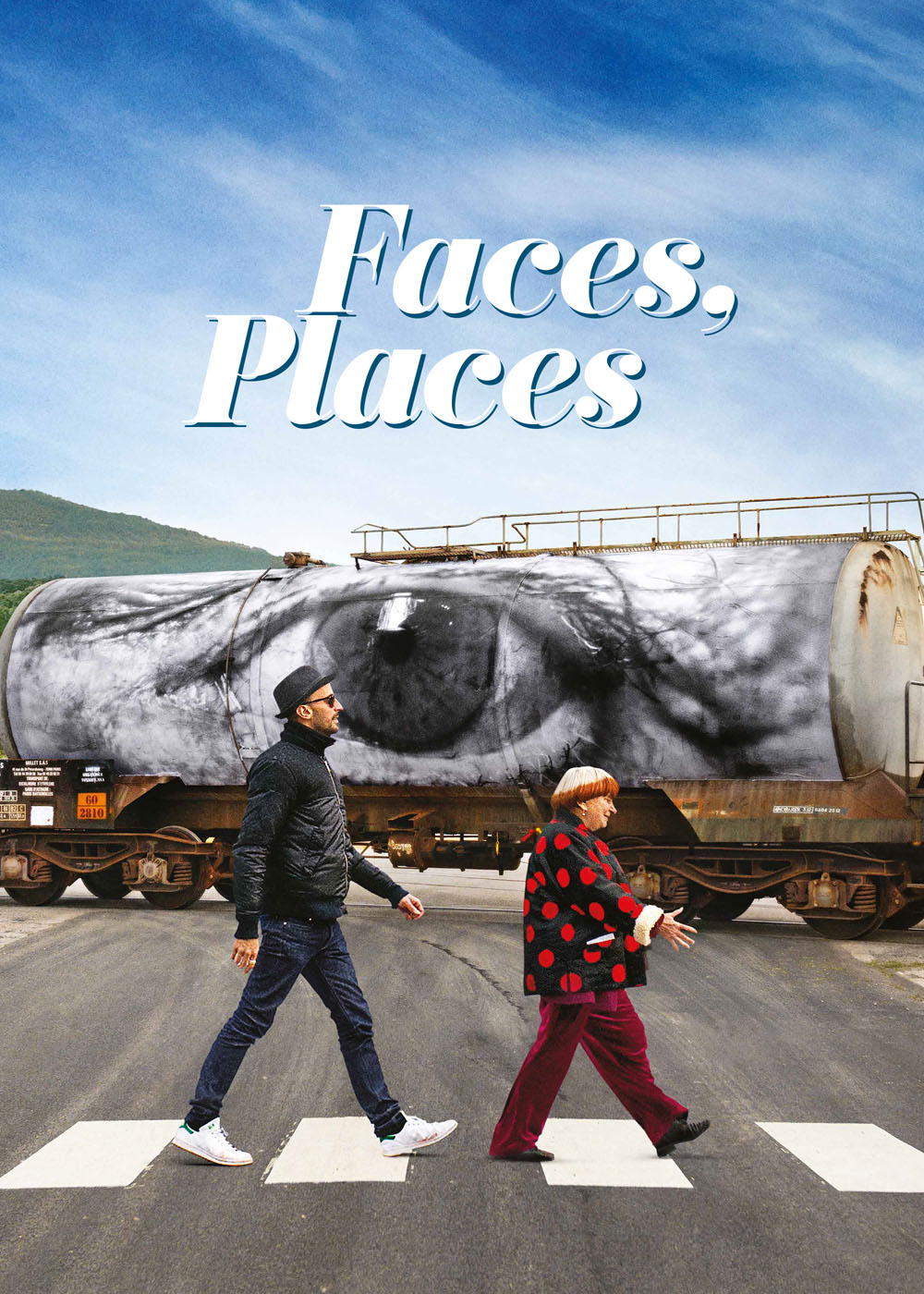 Faces, Places