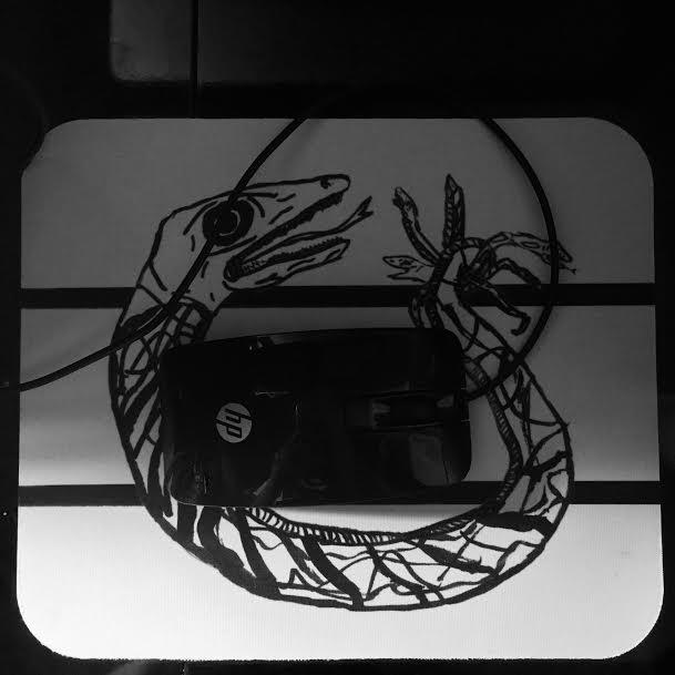 Nouroboros/O.O.T.N Magick Mouse Pad