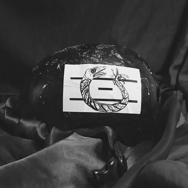 Nouroboros/O.O.T.N, Helmet