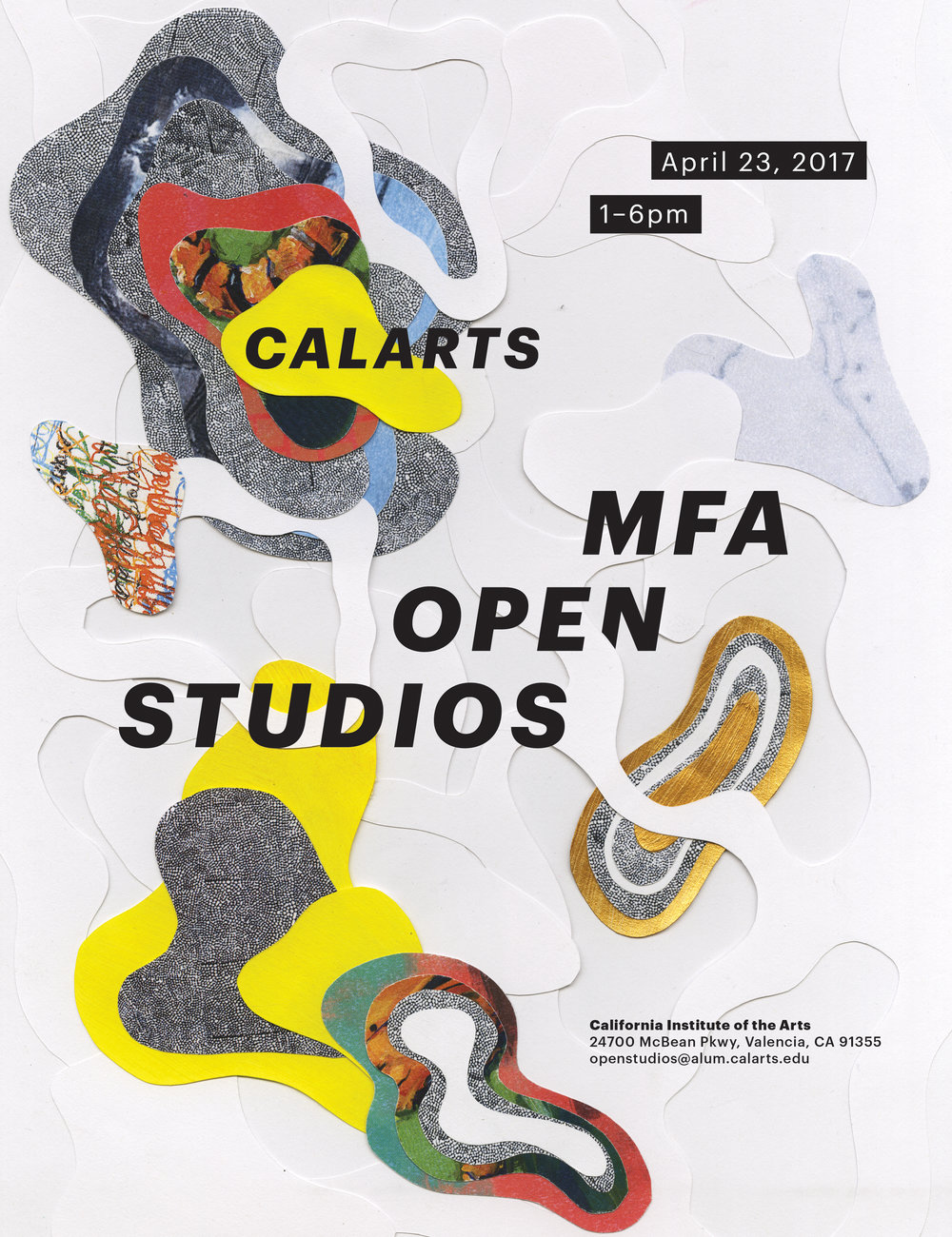 CalArts Art and Tech C107 April 23, 2017