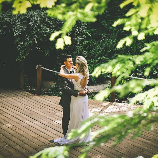 Pro Shoot - Full coverage of your wedding, including an engagement shoot and attendance of your rehearsal dinner.
