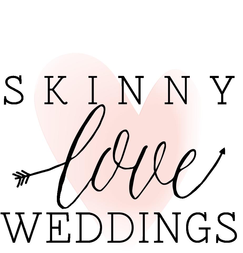 Skinny Love - THE SWEET, CHIC WEDDING ALTERNATIVE