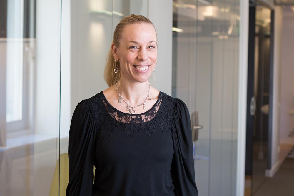 Karin Dandenell är ny projektledare på Intermezzon