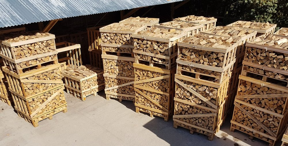 Kiln Dried Firewood -