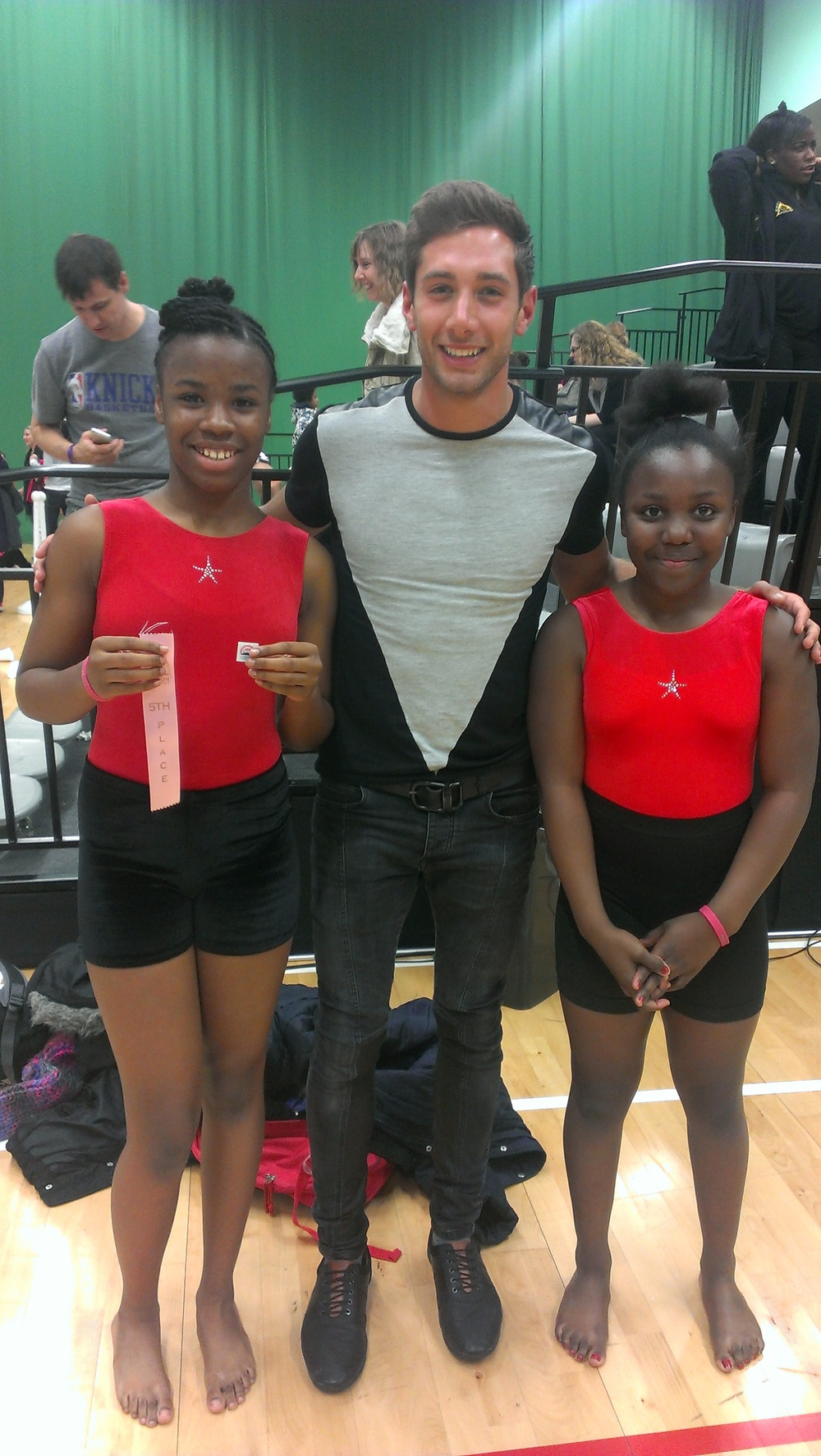 Nevaeh and Karmae meet Tumble Stars.jpg