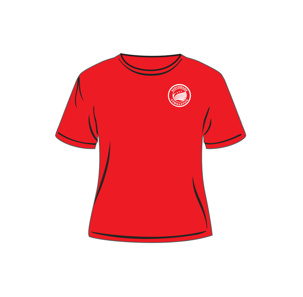 Club T-Shirt - The club t-shirt is perfect for training sessions.Material: CottonColour: RedSize: Available in various sizesPrice: £12* Image is for illustration purposes only.