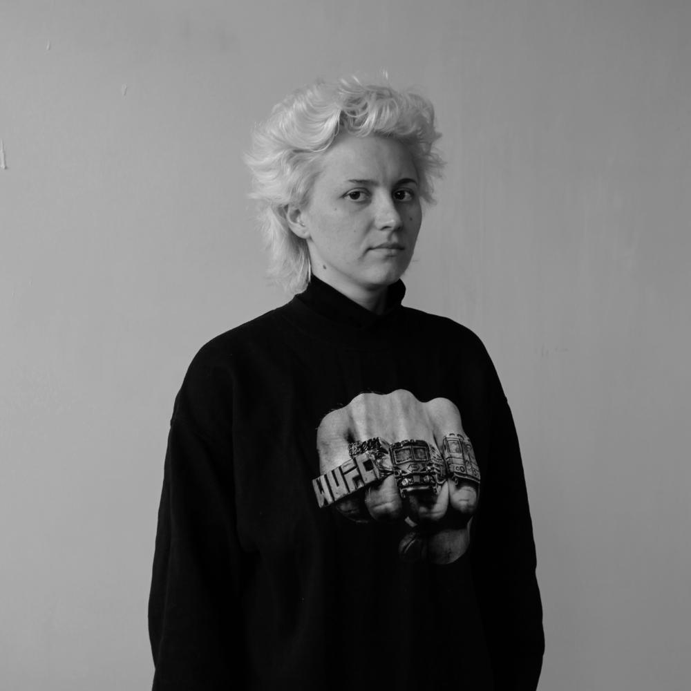 Maria Kulikovska