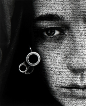 Shirin Neshat, Speechless (Women of Allah series), 1996 Source: Artsy