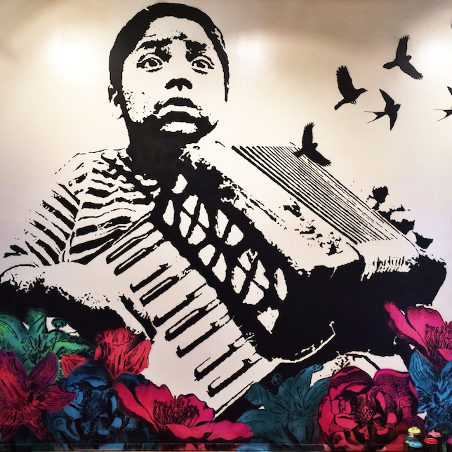 LAPIZTOLA OAXACA | MEXICO THIS MEXICAN COLLECTIVE BEGAN IN REVOLT TO THE POLITICAL REVOLUTION THAT GRIPPED OAXACA CITY, MEXICO IN 2006. USING THEIR ART TO SPEAK OUT, THEY FOCUS ON HIGHLIGHTING AND ... READ MORE