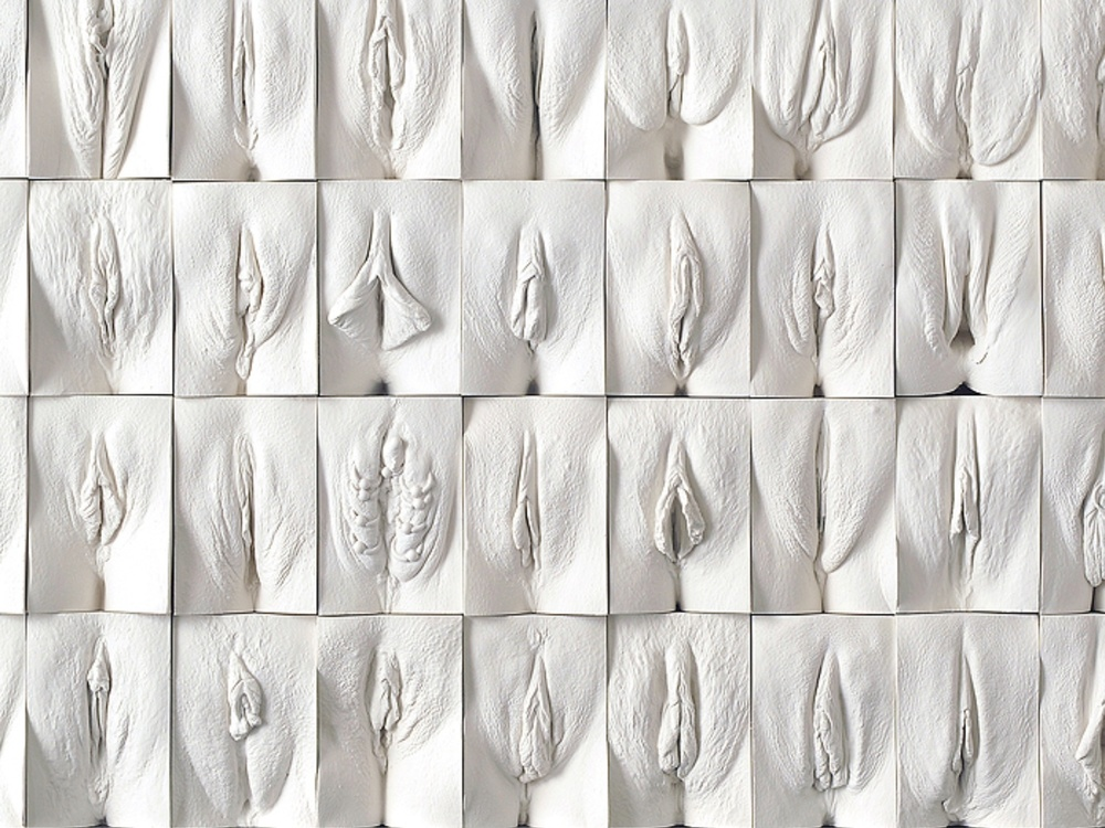Art vaginas Nude Photos 90