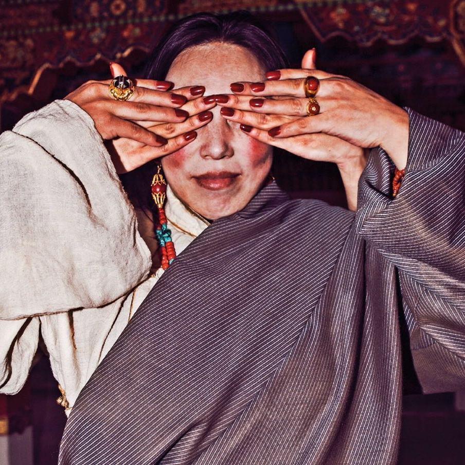 NYEMA DROMA |TIBET    NYEMA DROMA IS ONE OF THE MOST EXCITING YOUNG TALENTS CURRENTLY WORKING IN TIBET. DROMA CREATES DARING AND UNIQUE PORTRAITS OF CONTEMPORARY TIBET WITH HER PHOTOGRA...   READ MORE