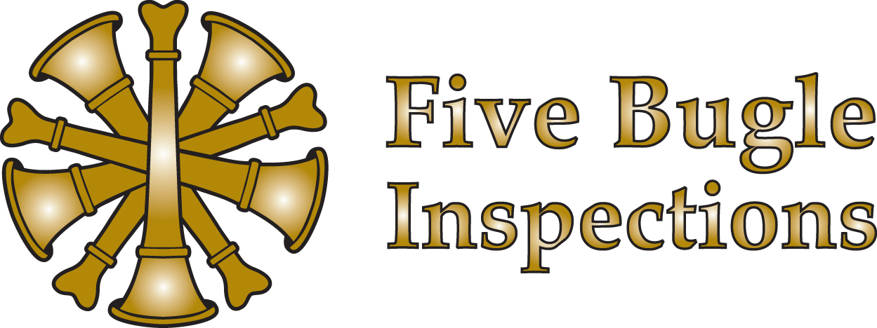 Five Bugle Inspections