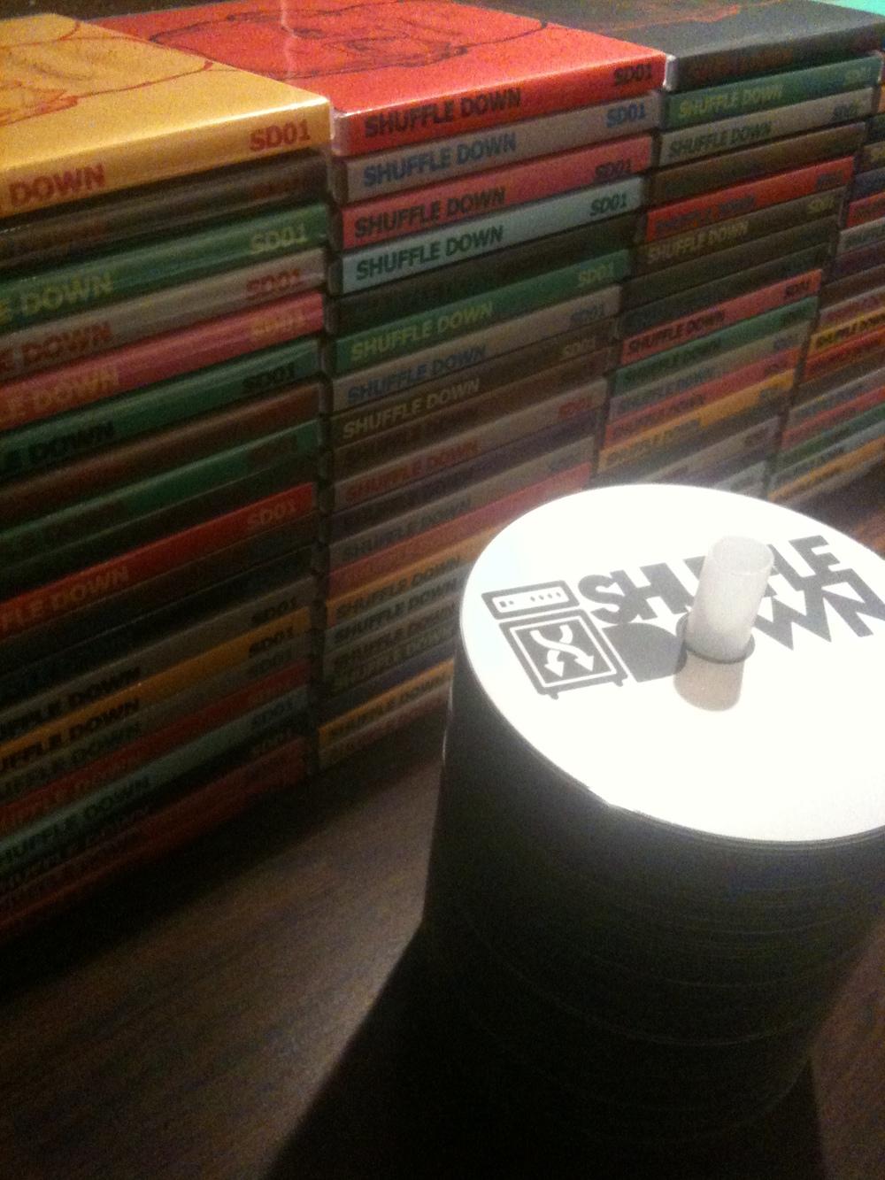 SD01 Shuffle Down CD