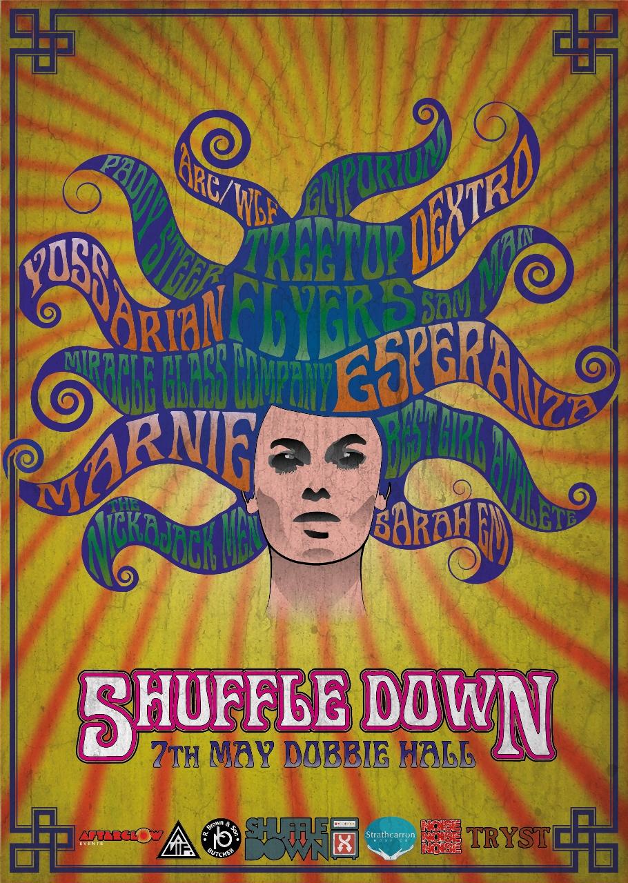 SHUFFLE DOWN 2016