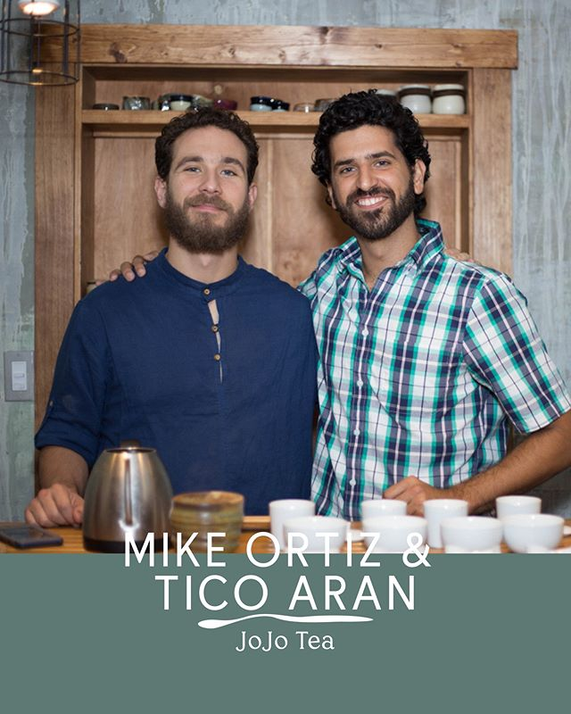 Meet @michaelthejojo and @ran_a_teaco, co-founders of @sipjojo a company seeking to spread a vision—creatinga new American tea culture. They'll be joining us on our Growing Movements panel to open our world up to how a for-profit business can view their impact in an ethical, more activist way. These two are philosophical and fun, a very cool combination! ⠀⠀⠀⠀⠀⠀⠀⠀⠀ We hope you'll join us this Saturday, July 21st for an amazing experience filled with people who are coming together all because they have the same mission: to use their creative spirit to make the world a better place through the work that they do. ⠀⠀⠀⠀⠀⠀⠀⠀⠀ Grab a friend and click the link in our bio to grab your ticket! ⠀⠀⠀⠀⠀⠀⠀⠀⠀ #brandnewmornings 📷: @plantedinmiami [image description: Mike Ortiz and Tico Aran from JoJo Tea standing together] ⠀⠀⠀⠀⠀⠀⠀⠀⠀