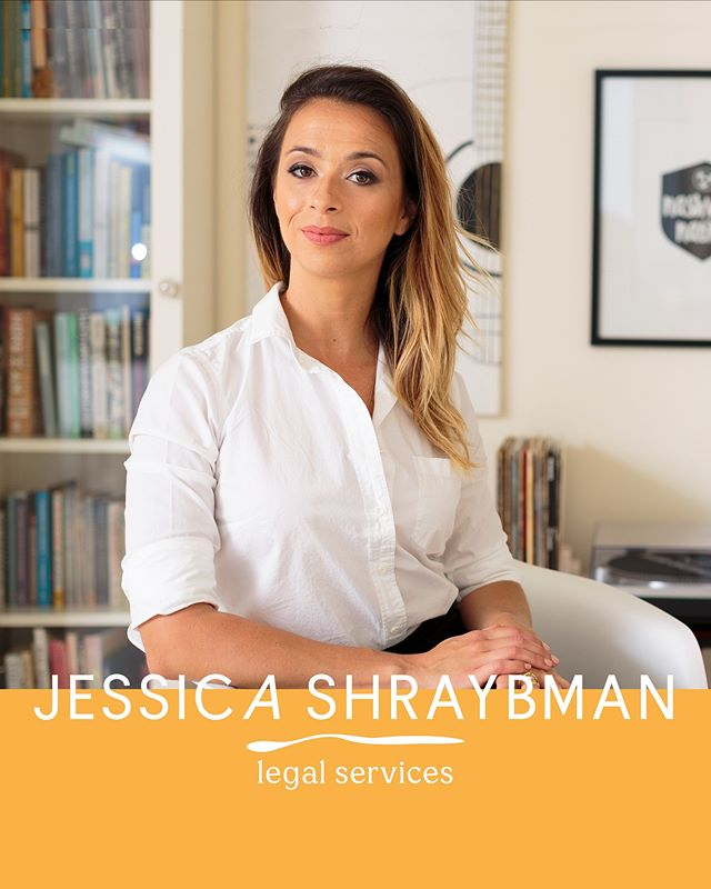 Meet Jessica Shraybman, founder of @shraymanlaw and one of our workshop hosts. Because Brand New Mornings has creative living at its core, I always try to include practical workshops on topics that are essential to flourishing as a creative.... but that you might not always want to deal with. Enter Jessica. She's real and helpful and knowledgeable. We're so looking forward to the conversations and workshop she'll be doing around Contracts for Creatives. ⠀⠀⠀⠀⠀⠀⠀⠀⠀ #brandnewmornings [image description: Jessica Shraybman sitting in a beautiful office dressed in a white button down with a smile on her face and her hands in her lap]