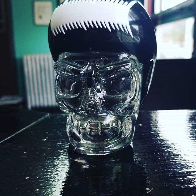 For Halloween week we will be offering $10 off our oscuro skull cologne.. come in today or thrusday-saturday.