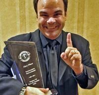 """Traduction du discours intitulé: """"Being a Mr G.""""gagnant la première position lors de la demi-finale (région VI)du Championnat du monde des orateurs organisé par Toastmasters International, à Rochester New-York, États-Unis, le 2 juin 2007."""