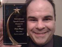 """Traduction du discours intitulé: """"Dance with me!""""présenté lors du Championnat du monde des orateurs 2005 de Toastmasters International Toronto, 27 août 2005"""