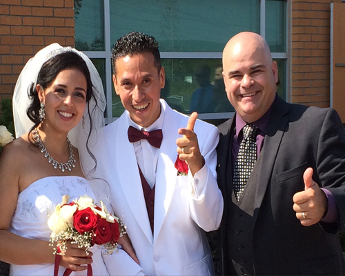 WEDDING flat rate