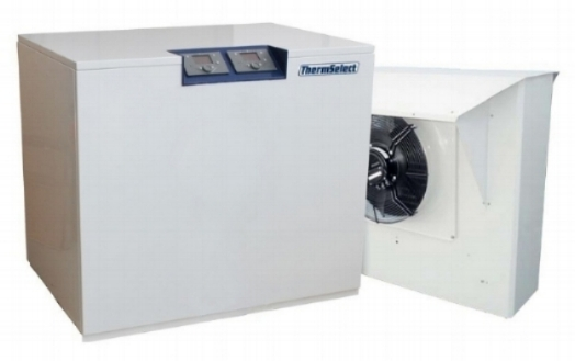 Premium-Produkt: Hybrid-Wärmepumpe Thermselect