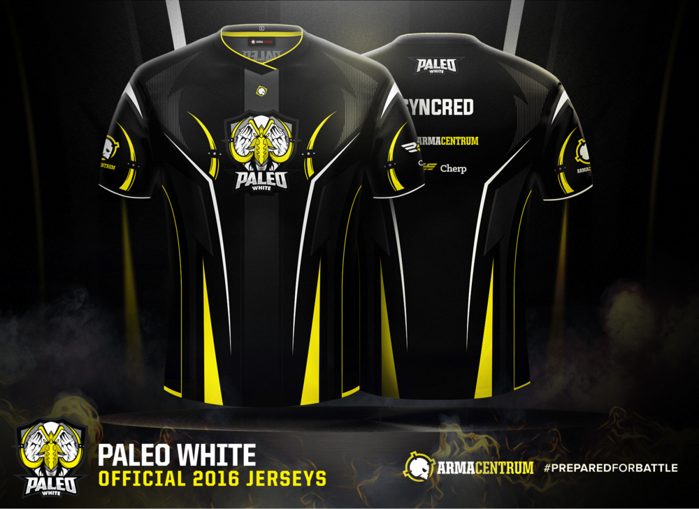 Gaming Jersey Design