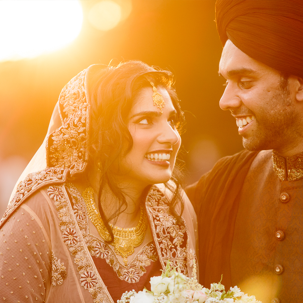 Farah and Zain - - Birmingham Botanical Gardens -