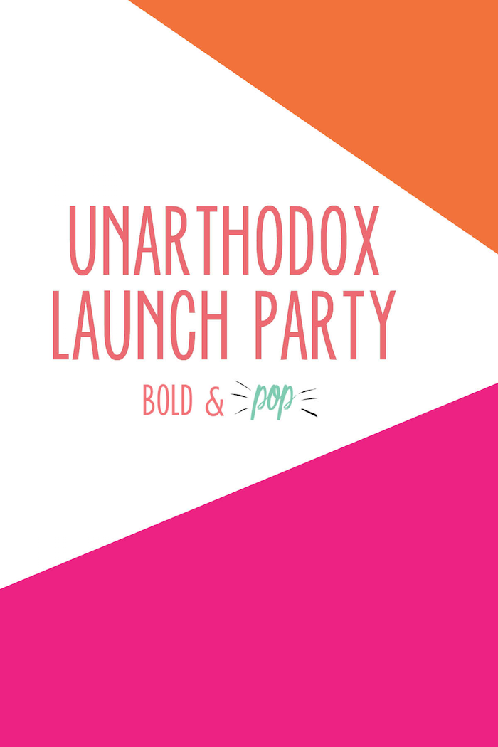 Bold & Pop : Unarthodox Grand Opening Party