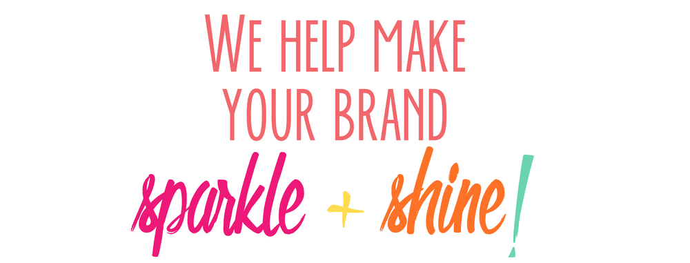 Bold & Pop : Branding and Squarespace Website Design We Help Make Your Brand Sparkle + Shine