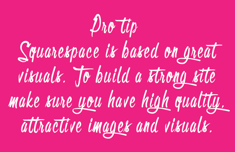 Bold & Pop : Why Choose Squarespace for Your Website