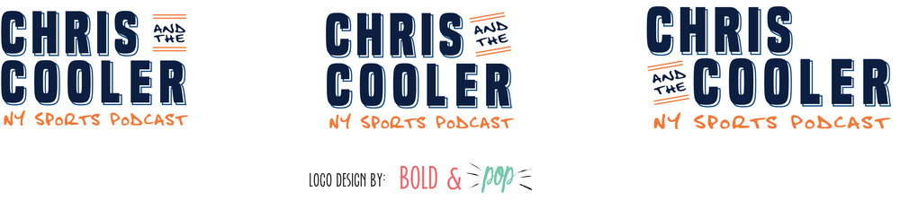 Bold & Pop : Chris & The Cooler Branding Project