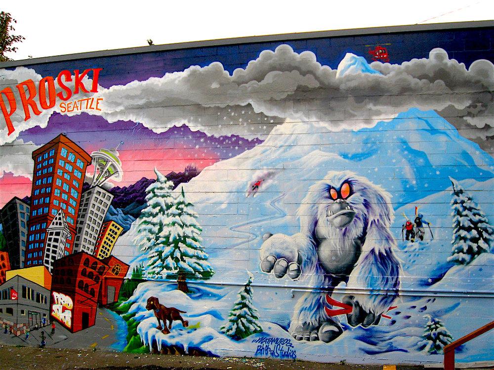 Proski Mural