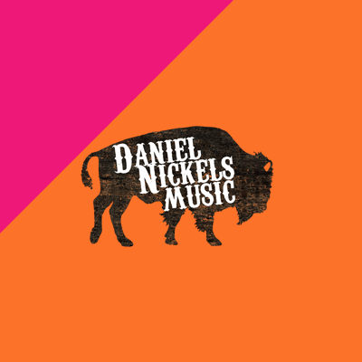 Daniel Nickels Music <br> Branding & Website <br> Design