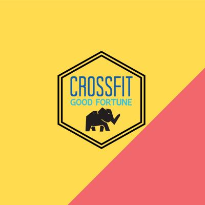 Crossfit Good Fortune <br> Branding & Website <br> Design