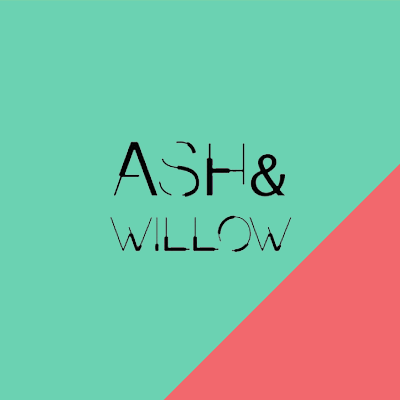 Ash & Willow <br> Branding & Website <br> Design