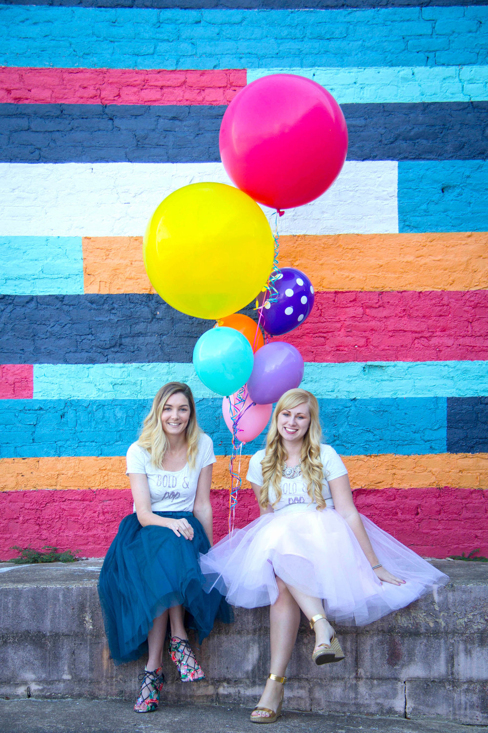 Bold & Pop : Co-Founders Anna Osgoodby and Mallory Musante