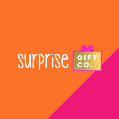 Surprise Gift Co. <br> Branding & Ecommerce <br> Website Design