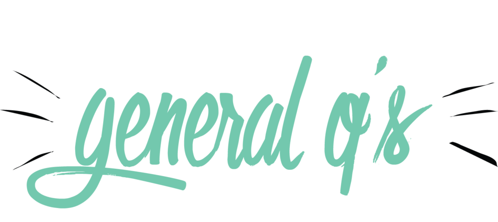 Bold & Pop : General Frequently Asked Questions