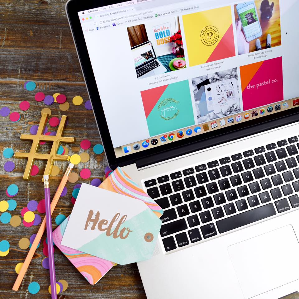 Bold & Pop Squarespace How-To Guide