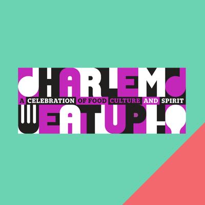 Harlem EatUp! <br> NYC Food Festival <br>Website Design