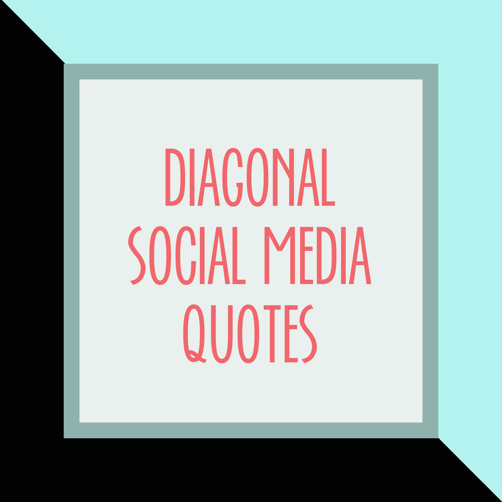 Bold & Pop : Bold Boss Resource Library Diagonal Social Media Quotes