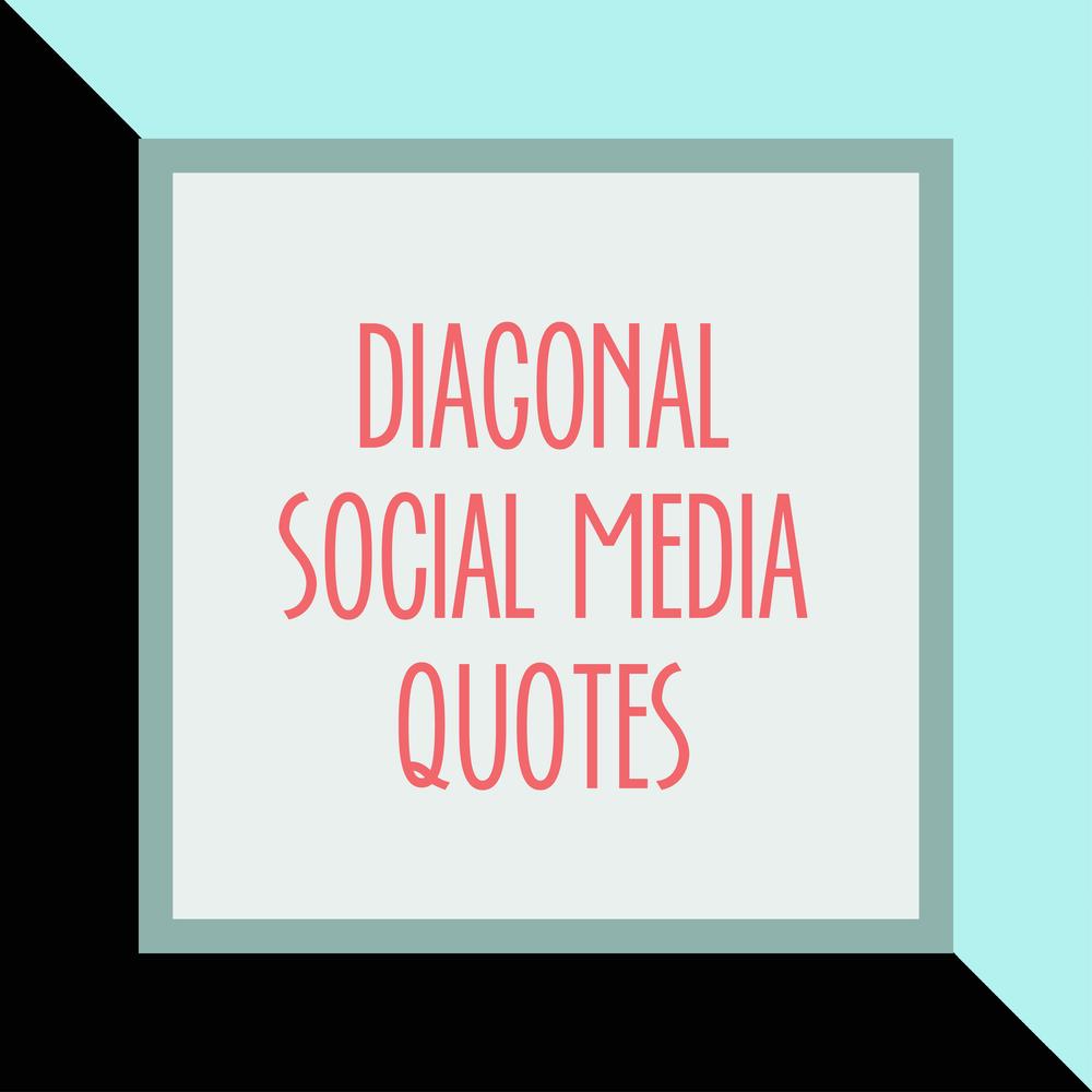 Bold & Pop : Bold Boss Resource Library Diagonal Social Media Quotes
