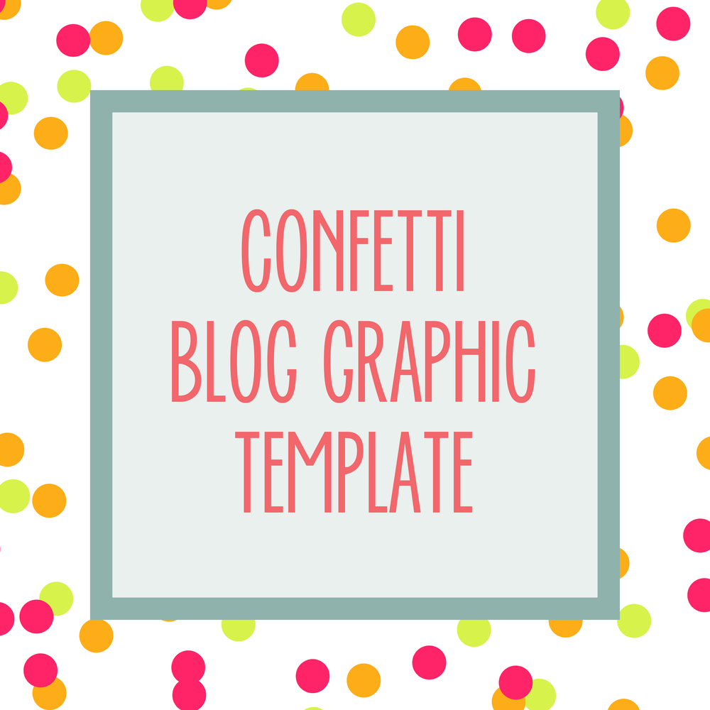 Bold & Pop : Bold Boss Resource Library Confetti Blog Template