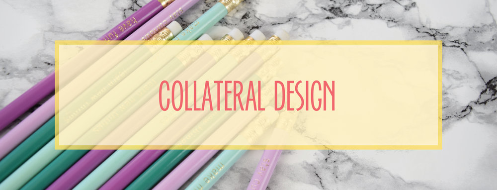 Bold & Pop's Bold Boss School Resource Library : Collateral Design