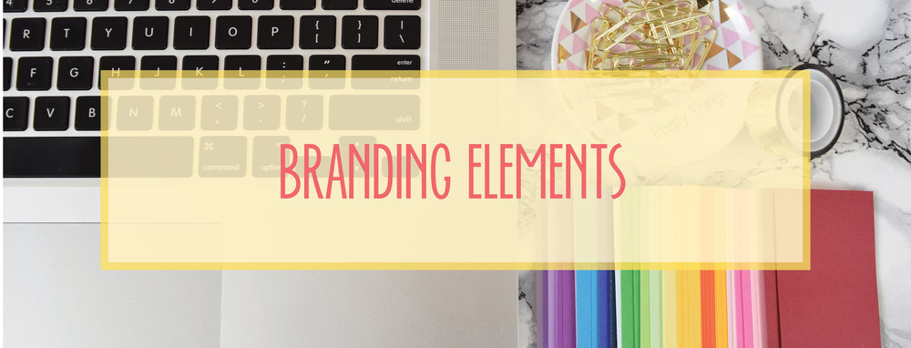 Bold & Pop's Bold Boss School Resource Library : Branding Elements