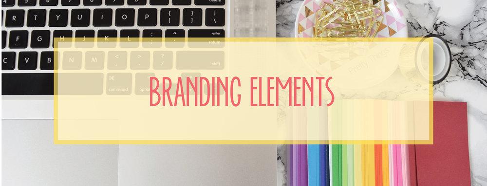 Bold & Pop's Bold Boss School Resource Library : Branding Elements