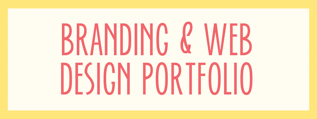 Bold & Pop : Branding and Squarespace Website Design and Social Media Portfolios